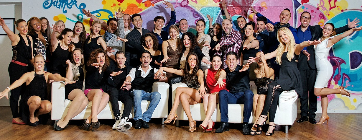 Salsa People Team