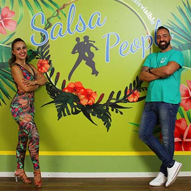 Salsa People Team - Gianfranco & Stefania