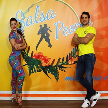 Salsa People Team - Tiago & Valeria